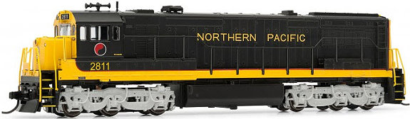 Arnold Northern Pacific U28C