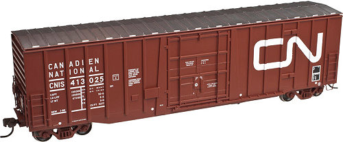 Atlas CP Rail 50' NSC Plug Door Box Car