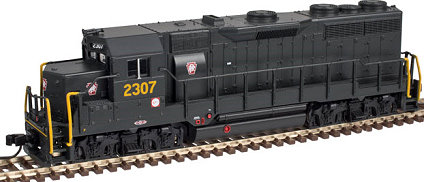 Atlas N Scale Pennsylvania GP-35