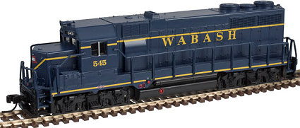 Atlas Wabash N Scale GP-35