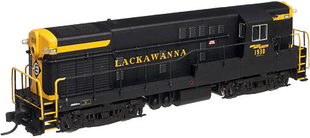 Atlas Erie Lackawanna H16-44