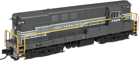 Atlas New York Central H16-44
