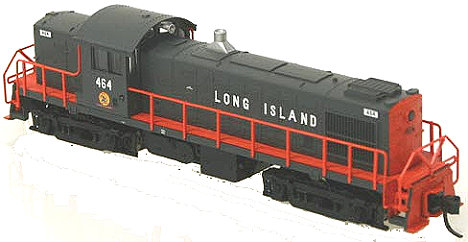 Long Island Railroad Alco RS-1
