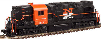 Atlas New Haven Alco RS-11