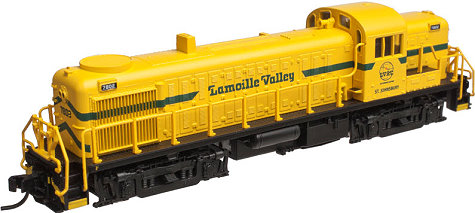 Atlas Lamoille Valley RS-3