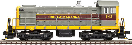 Atlas Erie Lackawanna Alco S-2