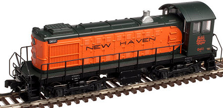 Atlas New Haven Alco S-2