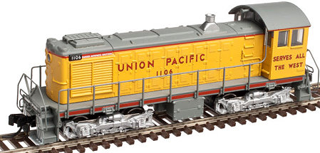 Atlas Union Pacific Alco S-2