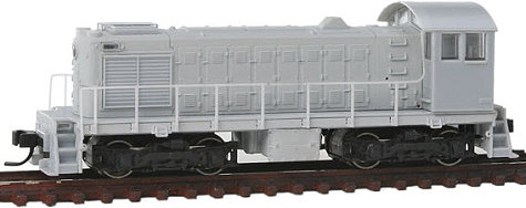 Atlas Undecorated Alco S-2