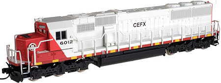 Atlas CEFX EMD SD60