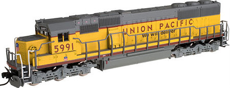 Atlas Union Pacific We Will Deliver SD-60