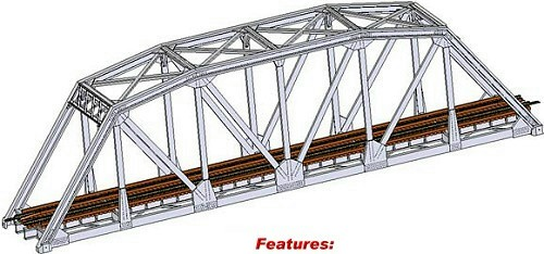 Atlas Through Truss Bridge