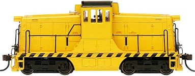 GE 44 Tonner, Yellow, Unlettered
