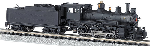 Bachmann Baldwin 4-6-0 Steam
