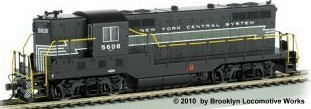 Bachmann New York Central GP-7