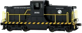 Bachmann US Army GE 44 Ton Switcher