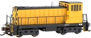 Bachmann Yellow GE 70 Ton Switcher