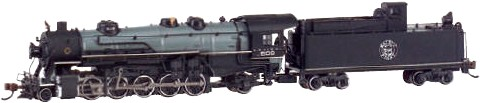 DM&IR Bachmann USRA Light 2-10-2