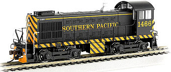Bachmann Alco S-4 Switcher