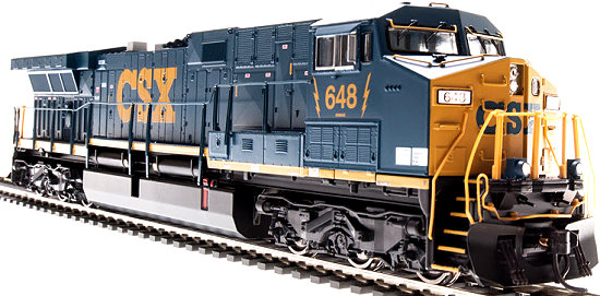 Broadway Limited N Scale CSX GE AC6000