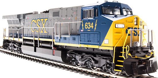 Broadway Limited N Scale GE AC6000