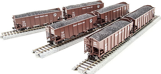 Broadway Limited Great Northern H2a Hopper