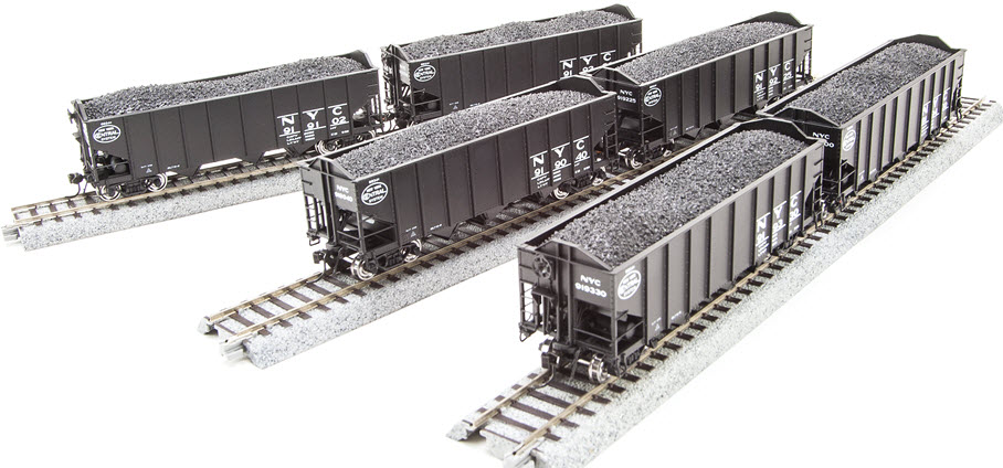 Broadway Limited New York Central H2a Hopper