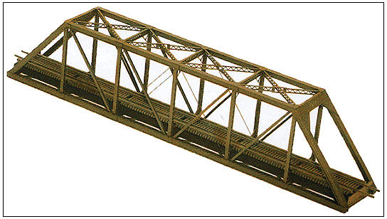 Central Valley High Portal Truss Bridge
