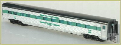 Eastern Seaboard Models Passenger Car Kits