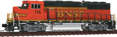 Fox Valley Models BNSF GP60M