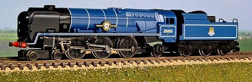 Graham farish n scale steam locomotives database