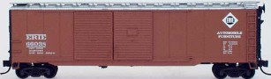 InterMountain ERIE 50' Double Door Boxcar