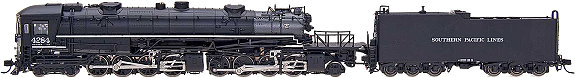 InterMountain Southern Pacific AC-12 Cab Forward