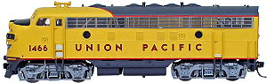 InterMountain Union Pacific EMD F7A