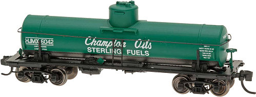 Champion Oils InterMountain 8,000 Gallon Tank Car