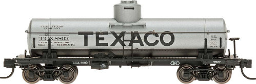 Texaco  InterMountain 8,000 Gallon Tank Car