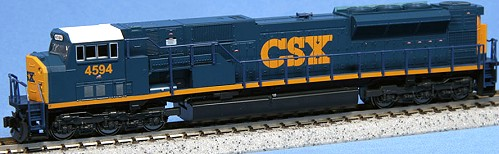 Kato CSX SD-80MAC