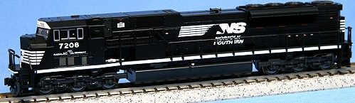 Kato Norfolk Southern SD-80MAC