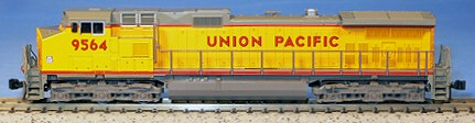 Union Pacific Kato C44-9W