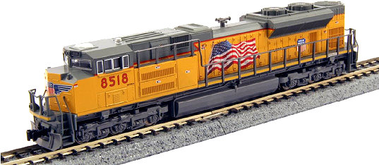 Kato UP SD70ACe