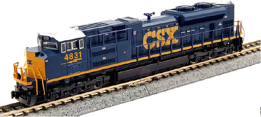 Kato CSX SD70ACe