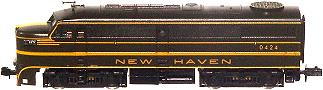 New Haven Alco FA-1