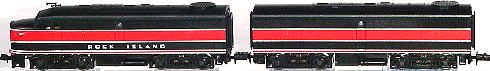 Life-Like Rock Island Alco FA-1 Set