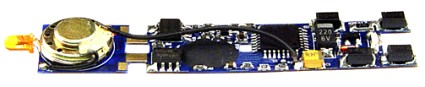 MRC 1810 Sound Decoder for Kato F40PH