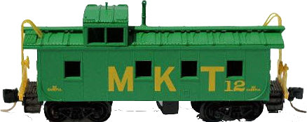 Discontinued Micro-Trains Cars