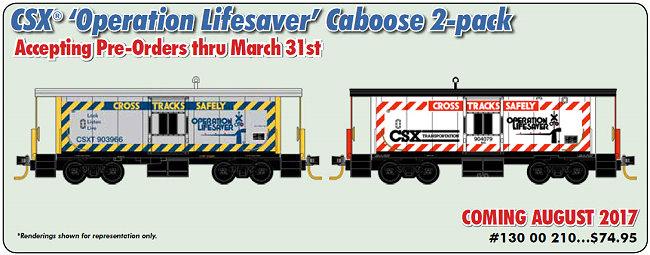 Micro-Trains C&O Cameo, ATSF Vintage Poster Set