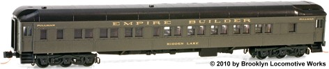 Micro-Trains GN 10-1-2 Heavyweight Sleeper