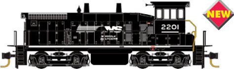 Micro-Trains Norfolk Southern Horsehead SW-1500