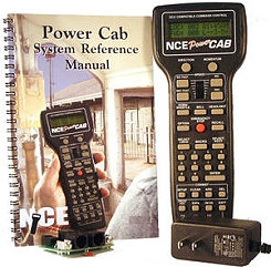 NCE Power Cab DCC System