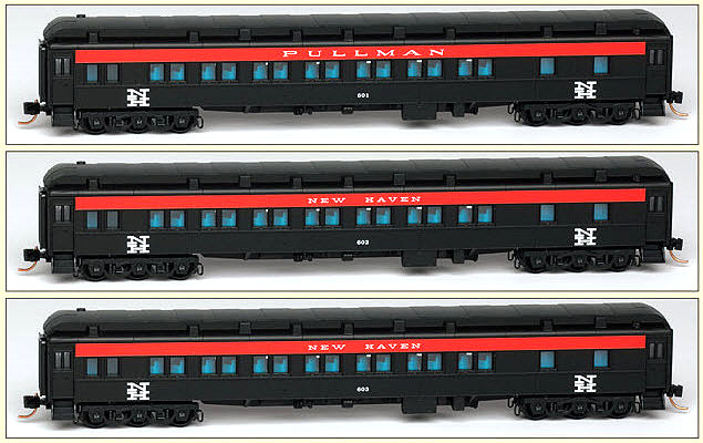 n scale collector new haven cars. Black Bedroom Furniture Sets. Home Design Ideas